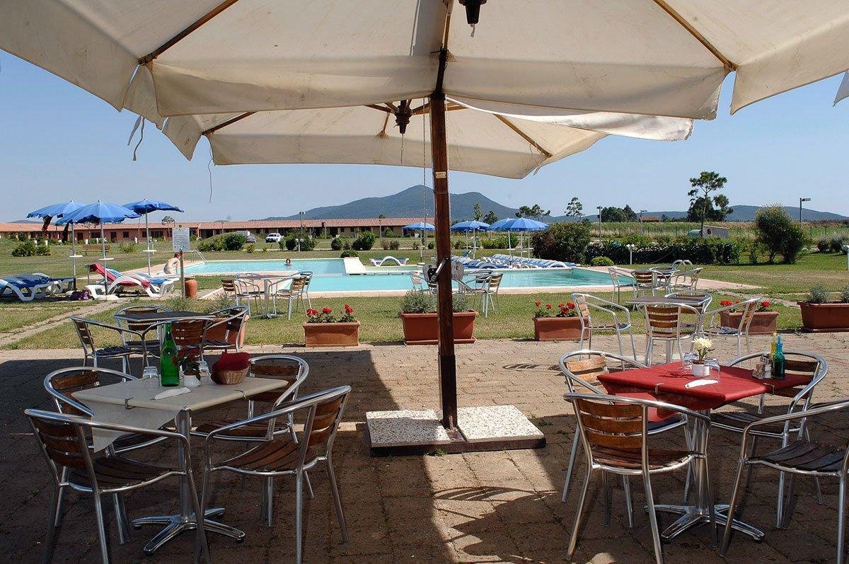 residence toscana mare con bar - Residenza Principina