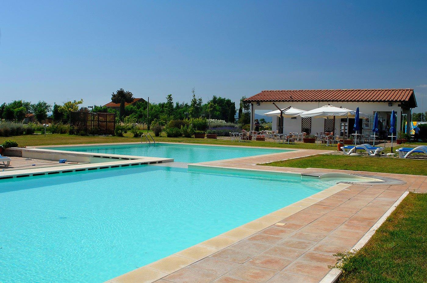 residence toscana mare con piscina - Residenza Principina