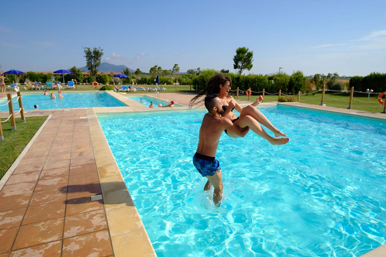 Residence con Piscina Maremma - Residenza Principina