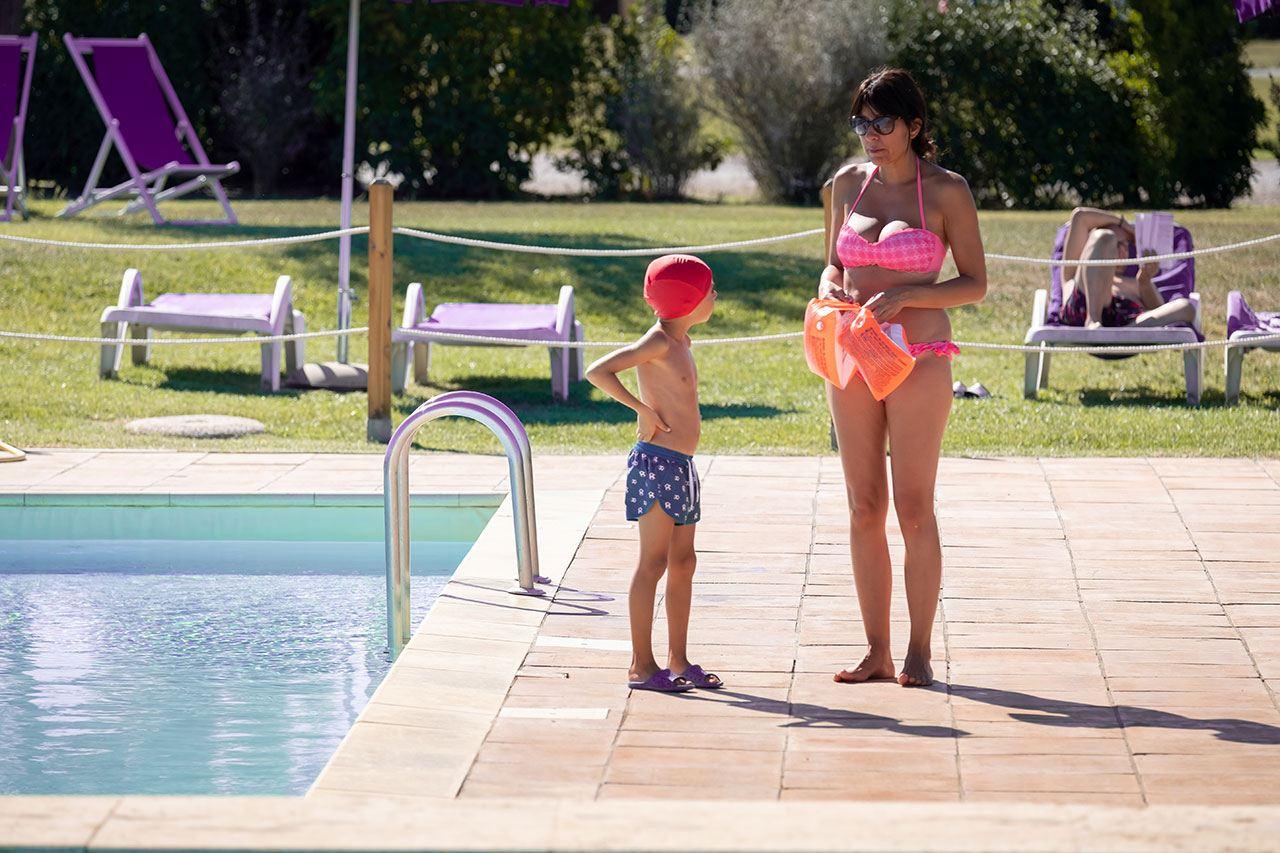 Residence per Famiglie in Maremma - Residenza Principina