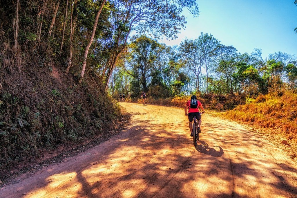 Maremma in Bici, cicloturismo in Maremma - Residenza Principina